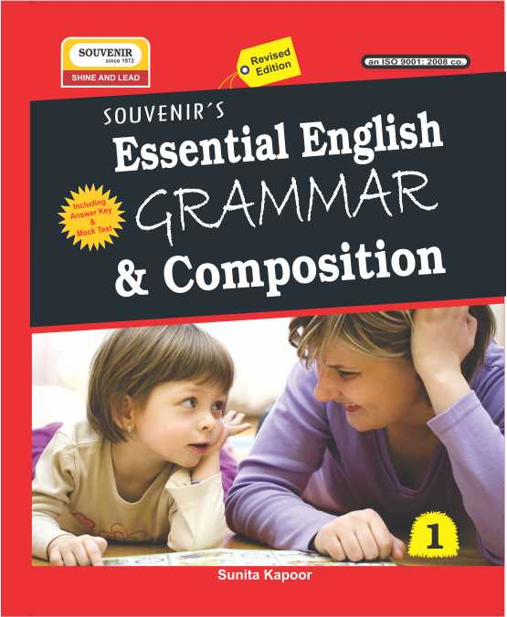 Essential English Grammar& Composition  part-I