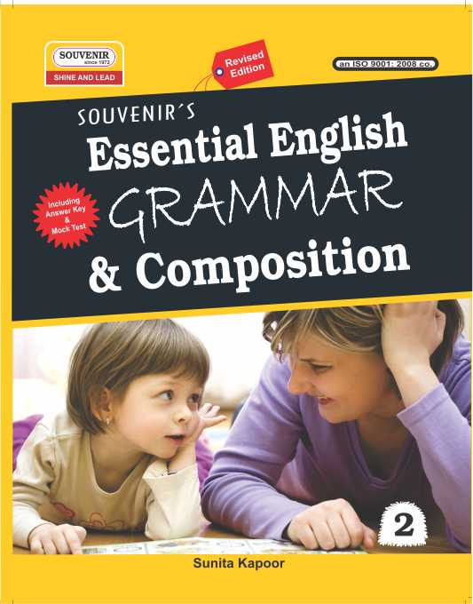 Essential English Grammar& Composition part-II