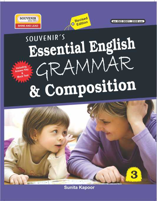 Essential English Grammar& Composition part-III