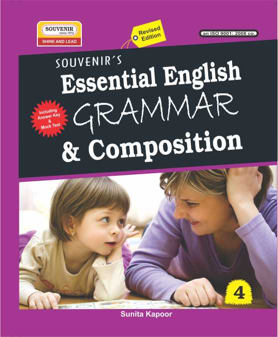 Essential English Grammar& Composition part-IV