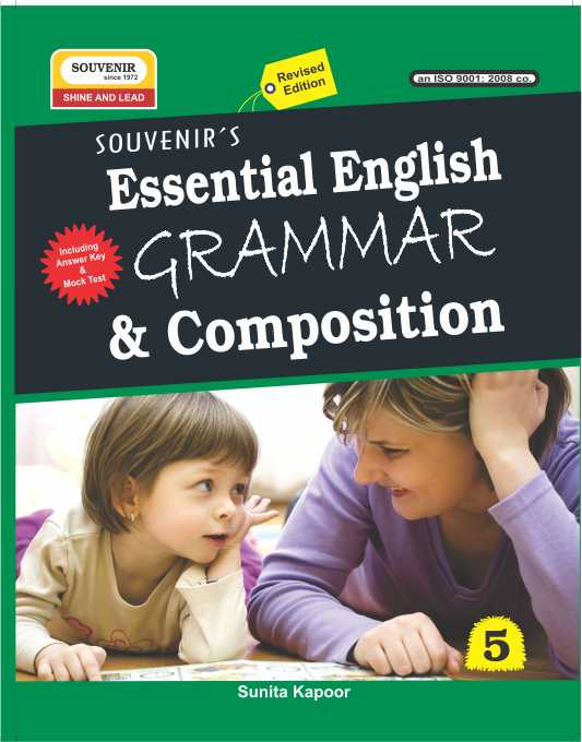 Essential English Grammar& Composition part-V
