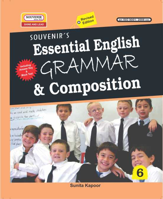 Essential English Grammar& Composition part-VI
