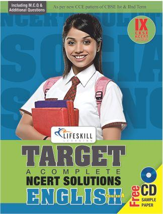 TARGET A COMPLETE NCERT SOLUTIONS ENGLISH