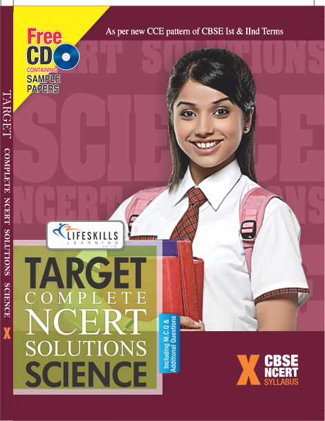 TARGET A COMPLETE NCERT SOLUTIONS SCIENCE